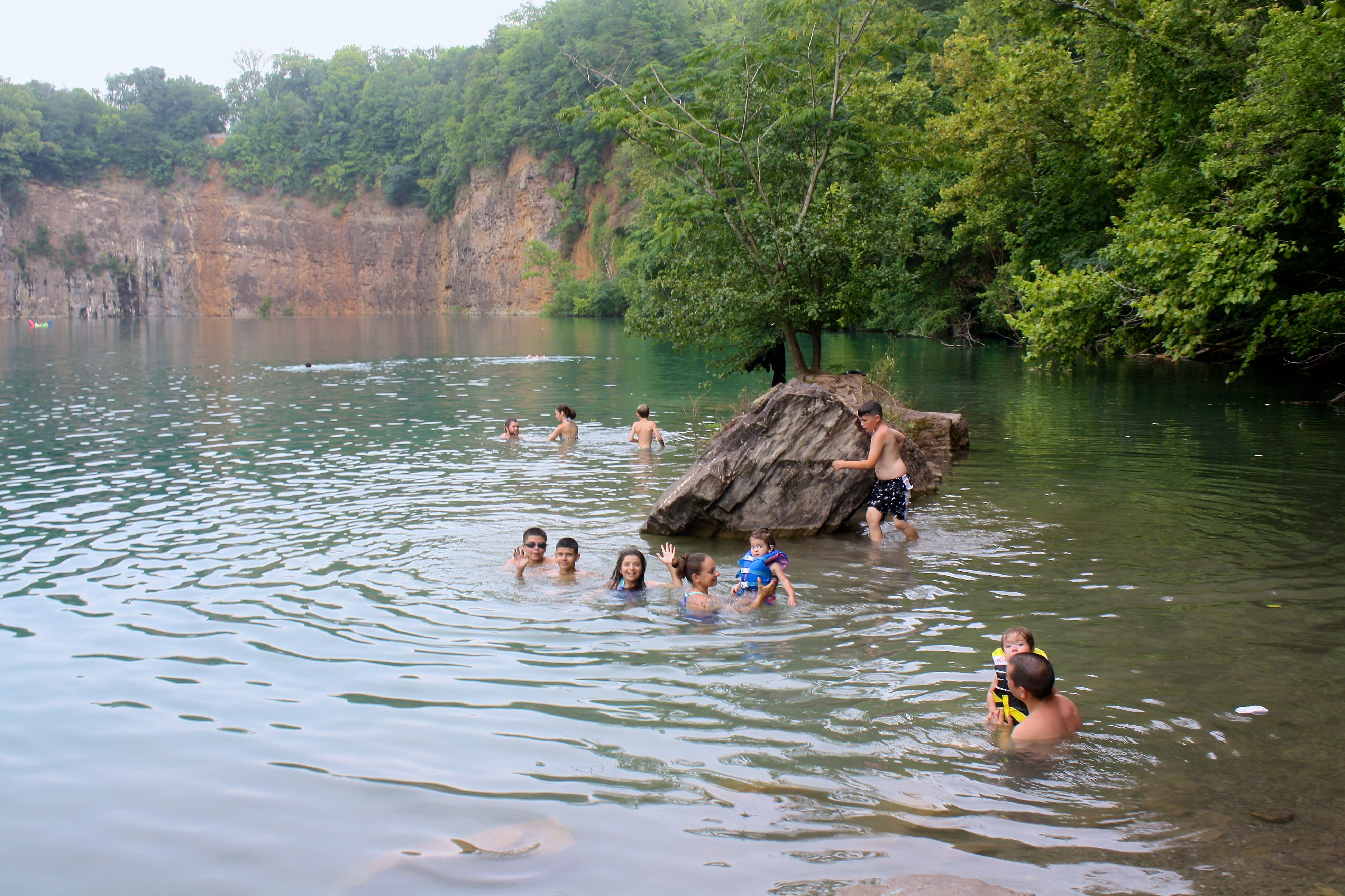 Get Out Amp Play Outdoor Swimming Areas Knox Tn Today