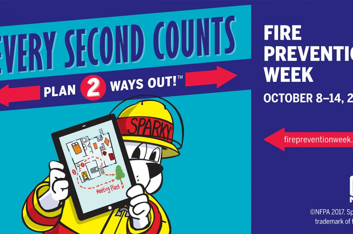 National Fire Prevention Week