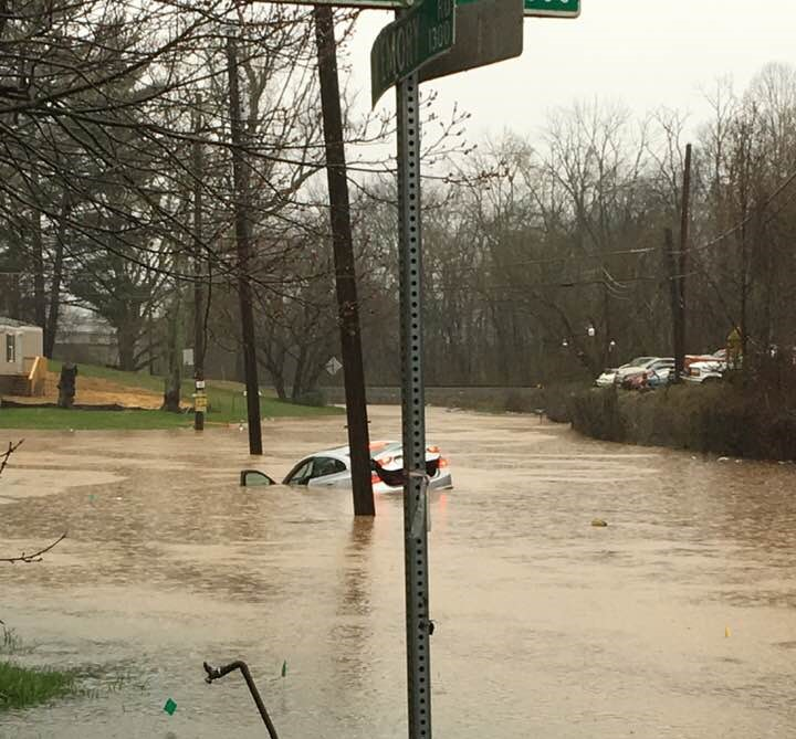 Knox County flooding Archives - Knox TN Today