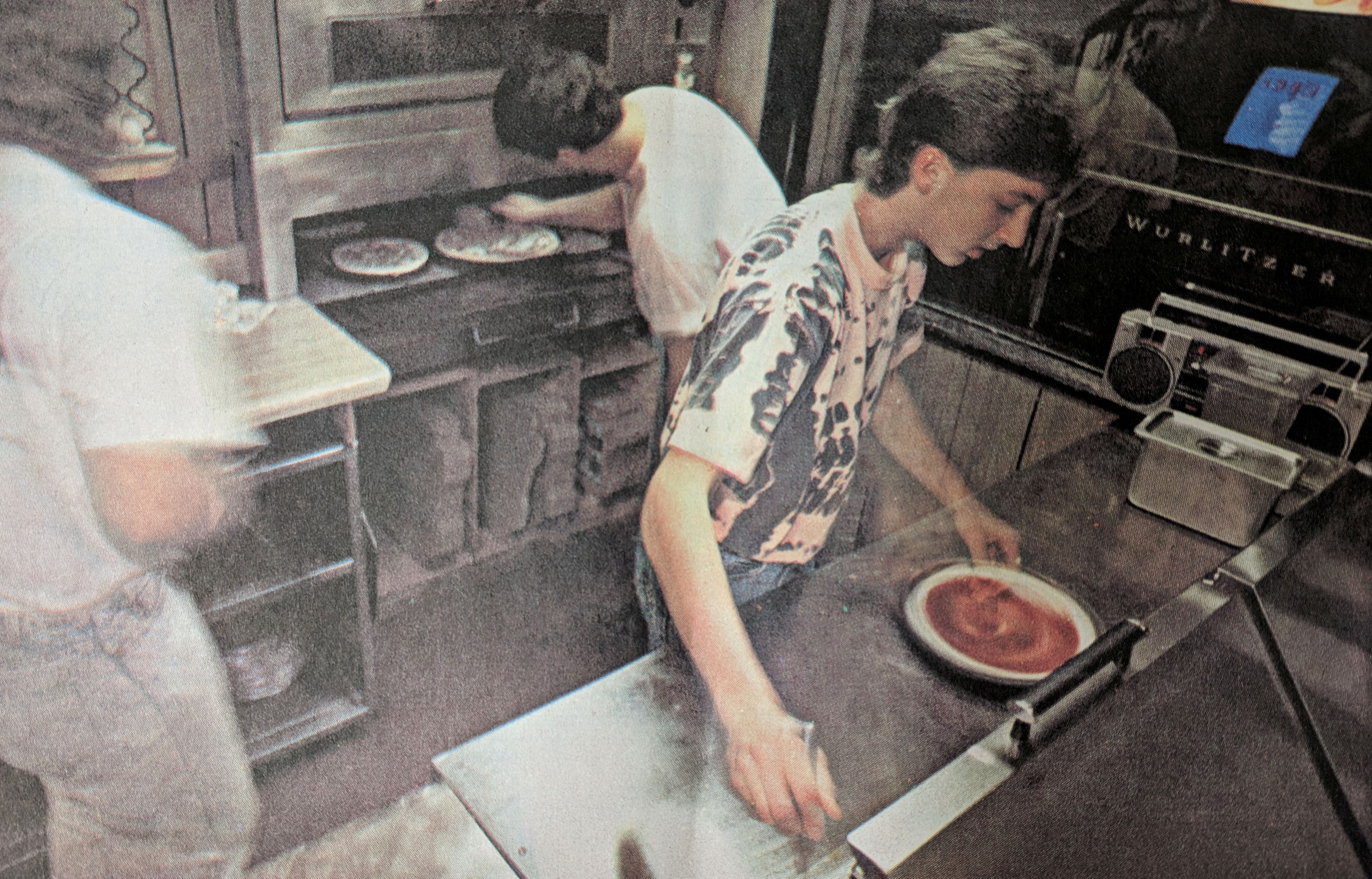 Travis Presley Has Grown Up With Little Joe S Pizza Knox Tn Today